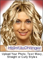 Virtual Hairstyle Changer line Hair Style Changer